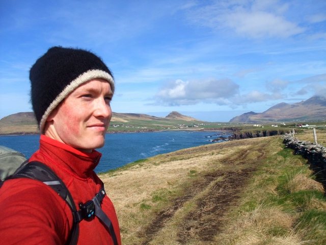 James Byrne - Hillwalk Tours Limited
