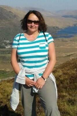 Katalin - Hillwalk Tours Walking Holidays
