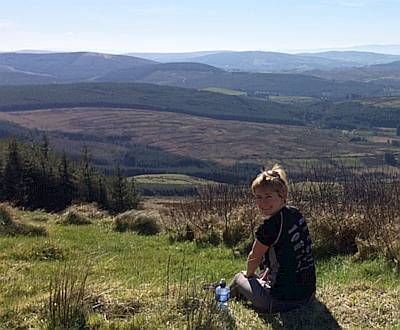 Sarah - Hillwalk Tours Walking Holidays